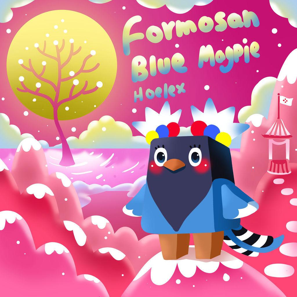 DODO方塊_藍鵲Formosan Blue Magpie _hoelex(背景)09.jpg