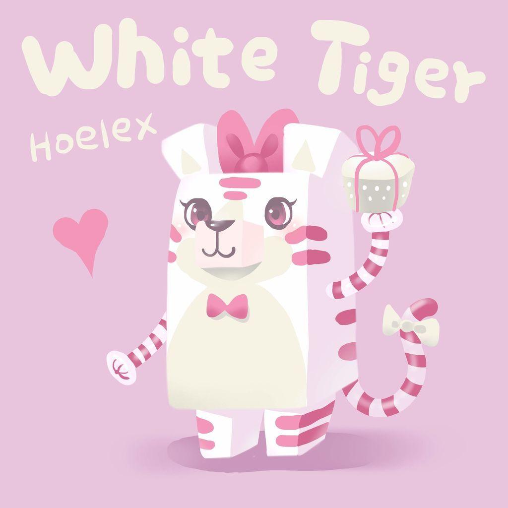 DODO方塊-White Tiger 白虎咪咪-hoelex10.jpg