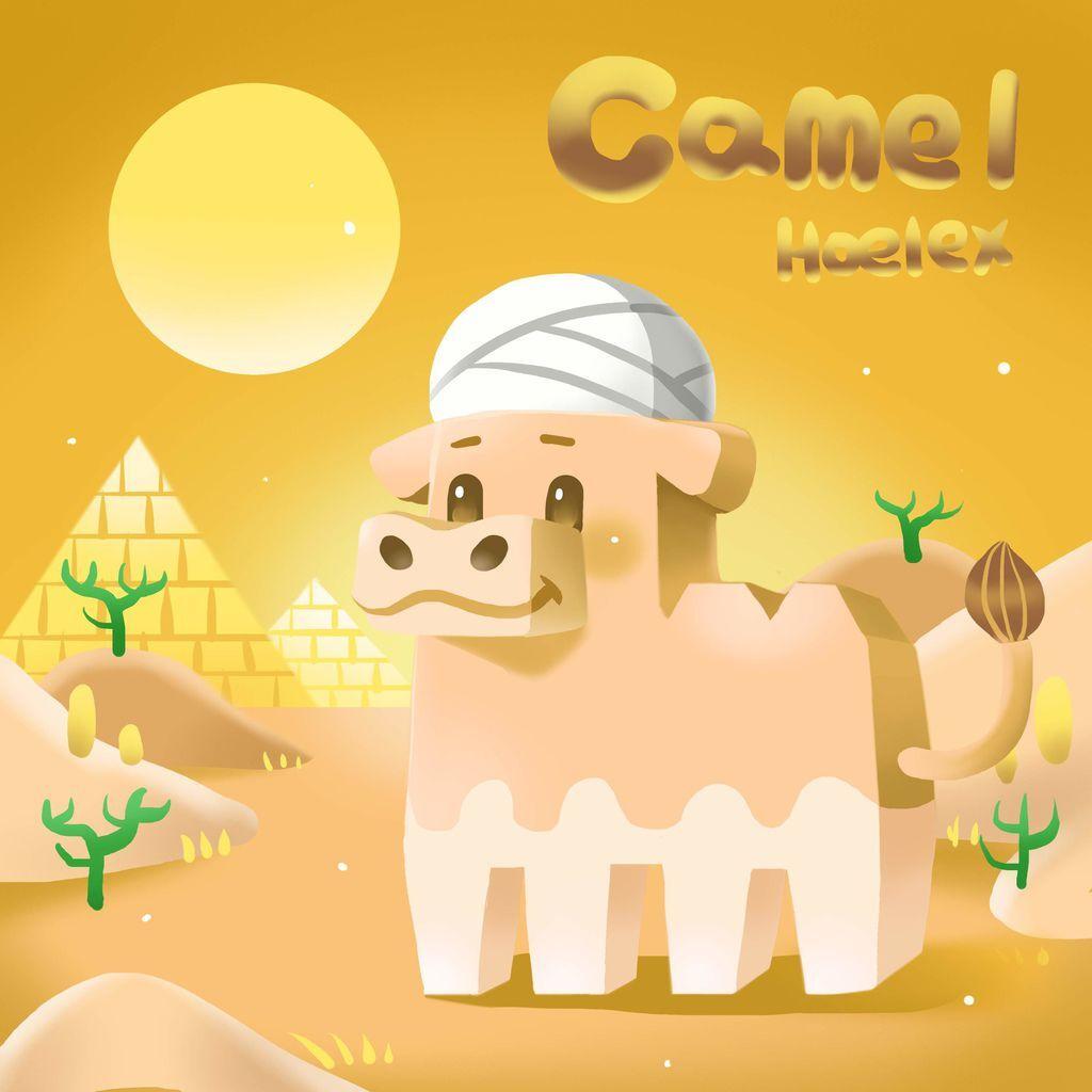 DODO ZOO方塊動物-Camel 駱駝山山-hoelex(背景).jpg