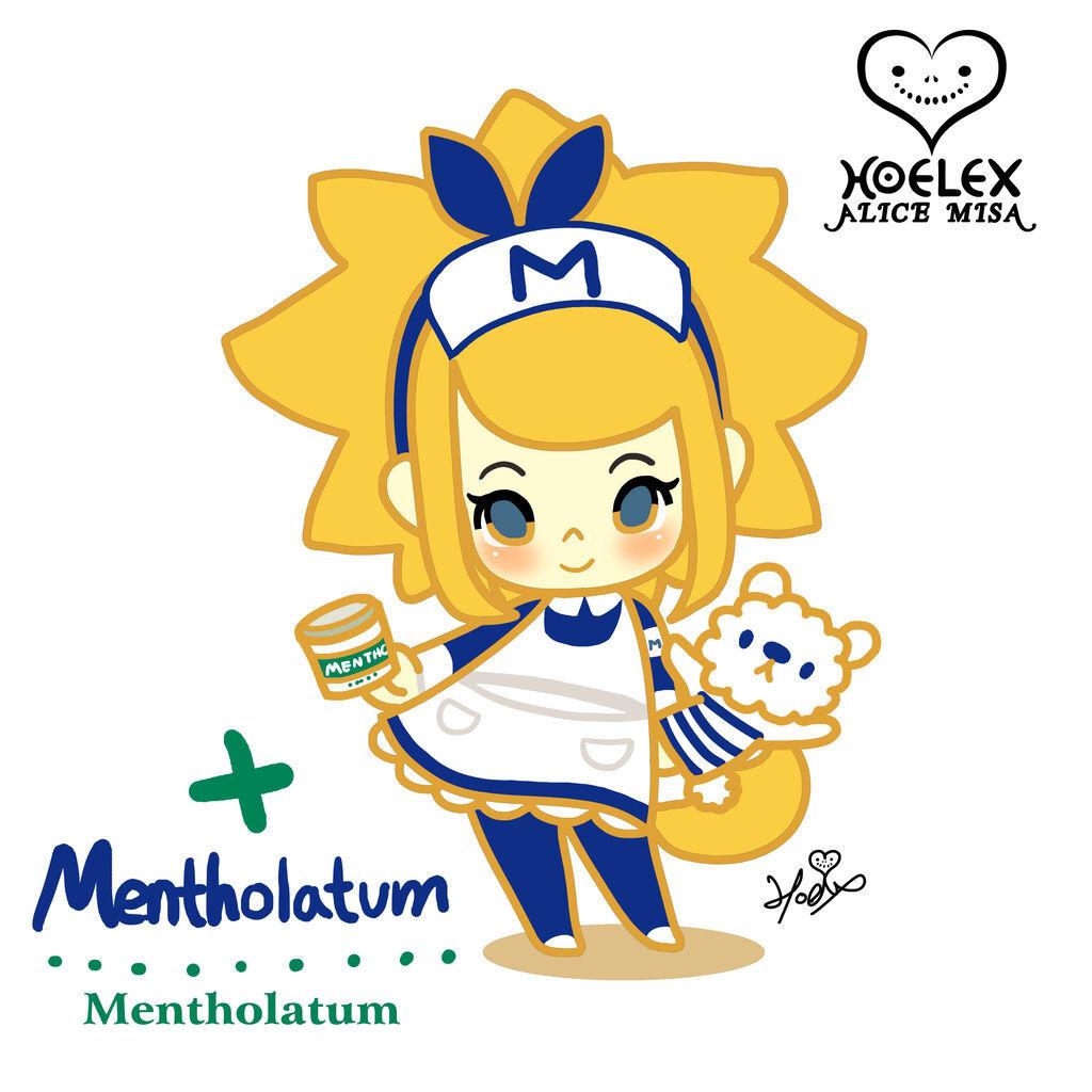 ALICE MISA心夢少女公仔-Mentholatum曼秀雷敦小護士.jpg