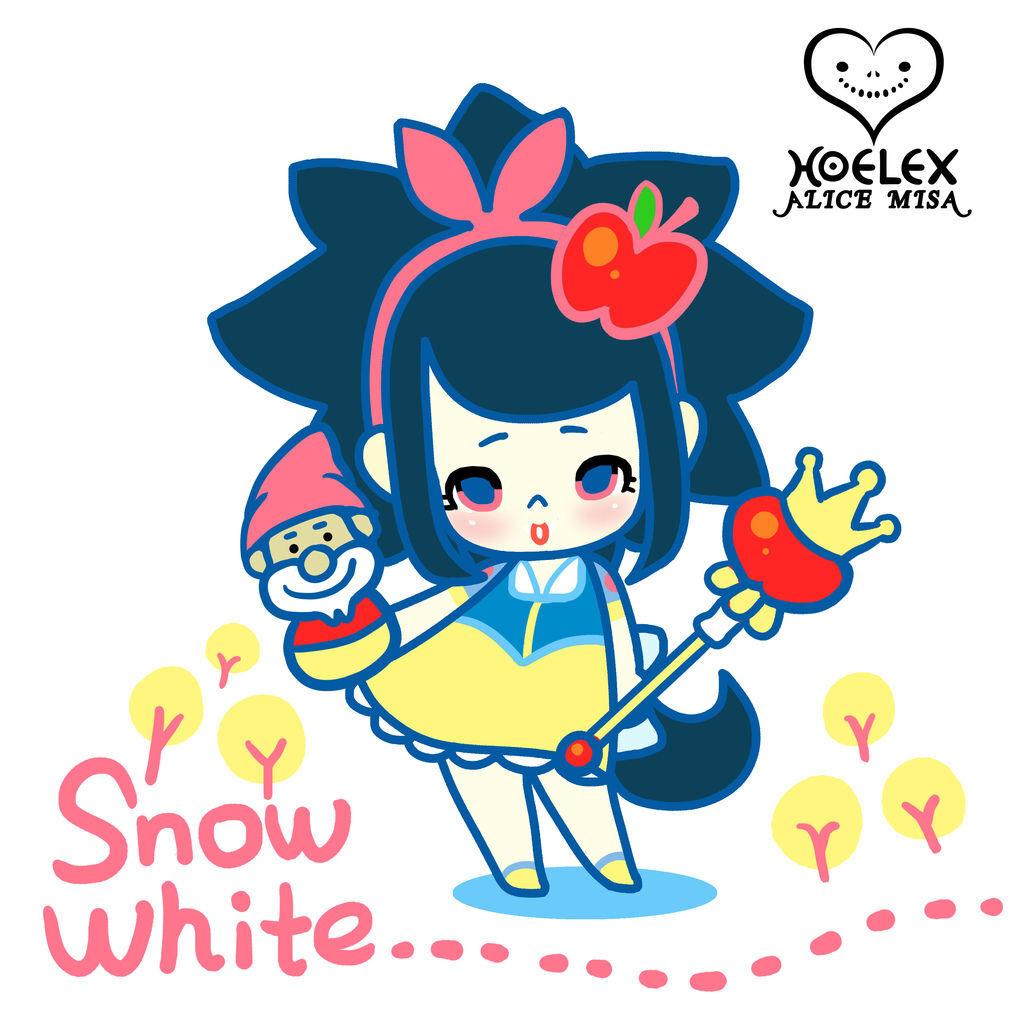 ALICE MISA心夢少女公仔-Snow White白雪公主.jpg