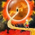Universe Star 宇宙星球 - Sun太陽 - 周佳俊.jpg
