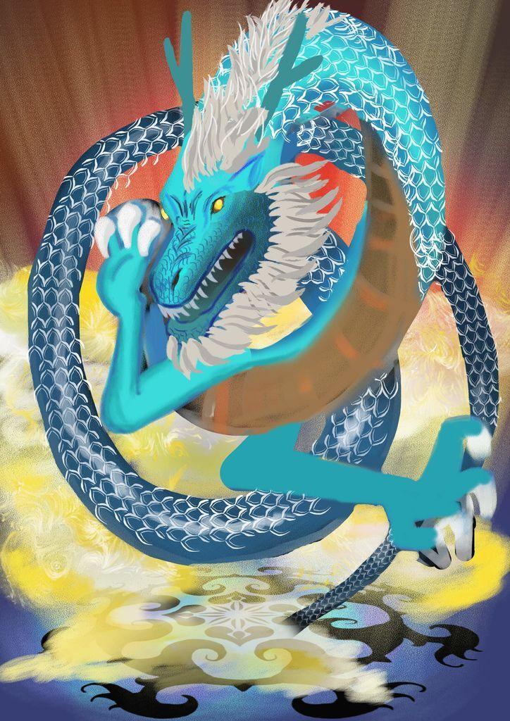 神奇守護幻獸-召喚魔法生物-東方蒼穹青龍-王偲涵 12.27-2.jpg