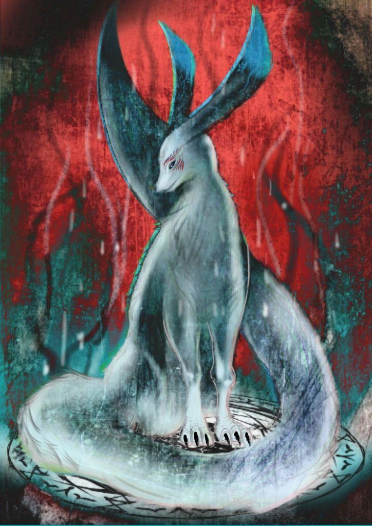 神奇守護幻獸-召喚魔法生物-暗狐 3.jpg