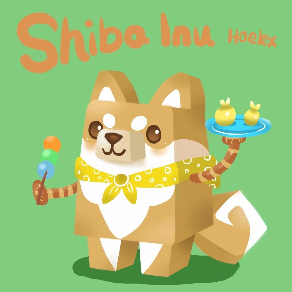 DODO ZOO 方塊動物-和風柴犬菓子Shibalnu-hoelex.jpg
