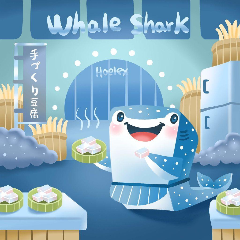DODO ZOO 方塊動物-Whale Shark 豆腐鯊師傅-hoelex(背景).jpg