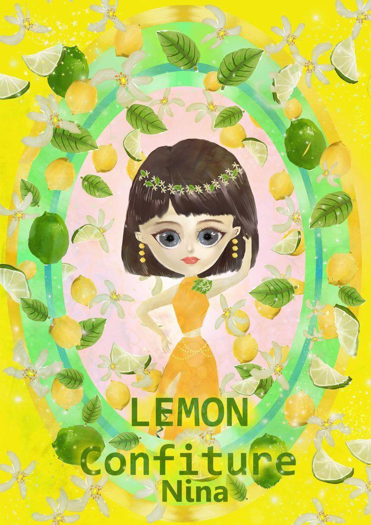 【水果果醬畫框Confiture系列】檸檬lemon-王乃禾.jpg