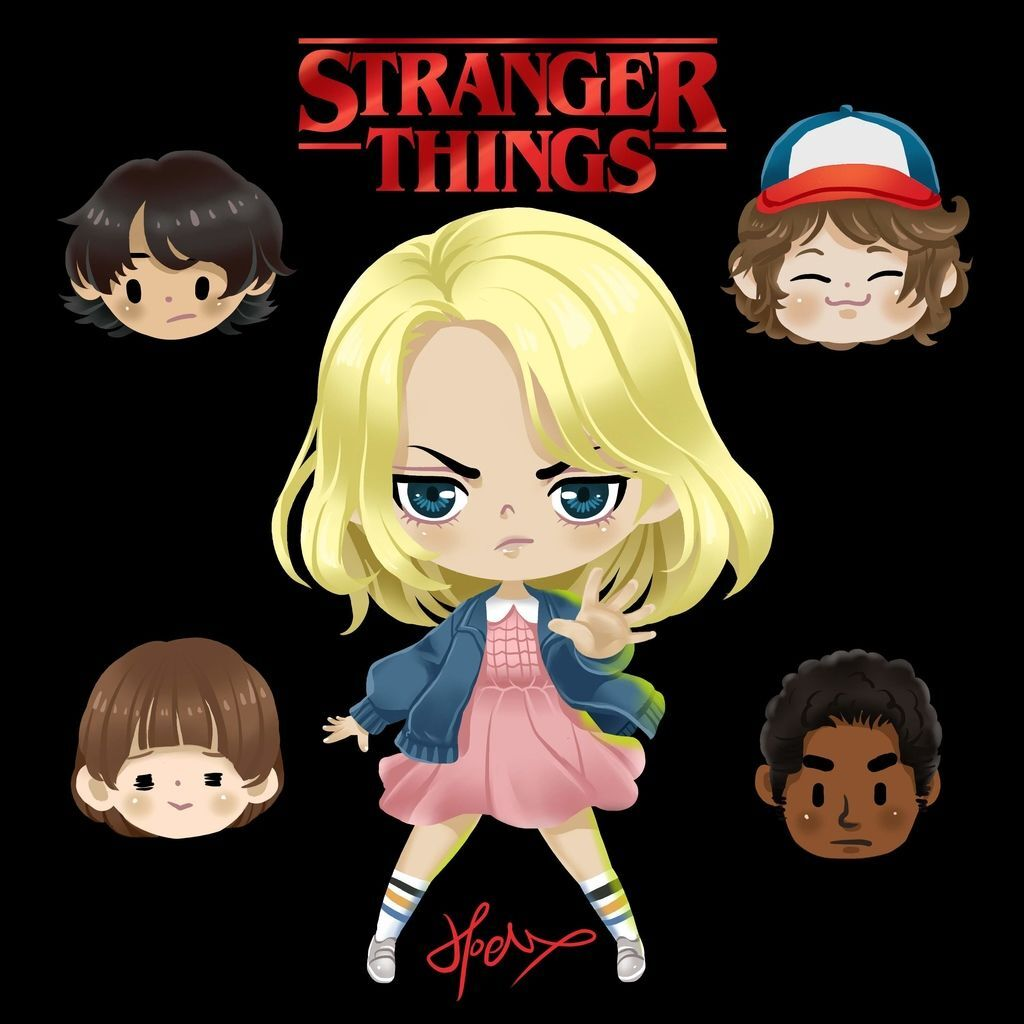 二等身Q版-怪奇物語Stranger Things-Hoelex.jpg