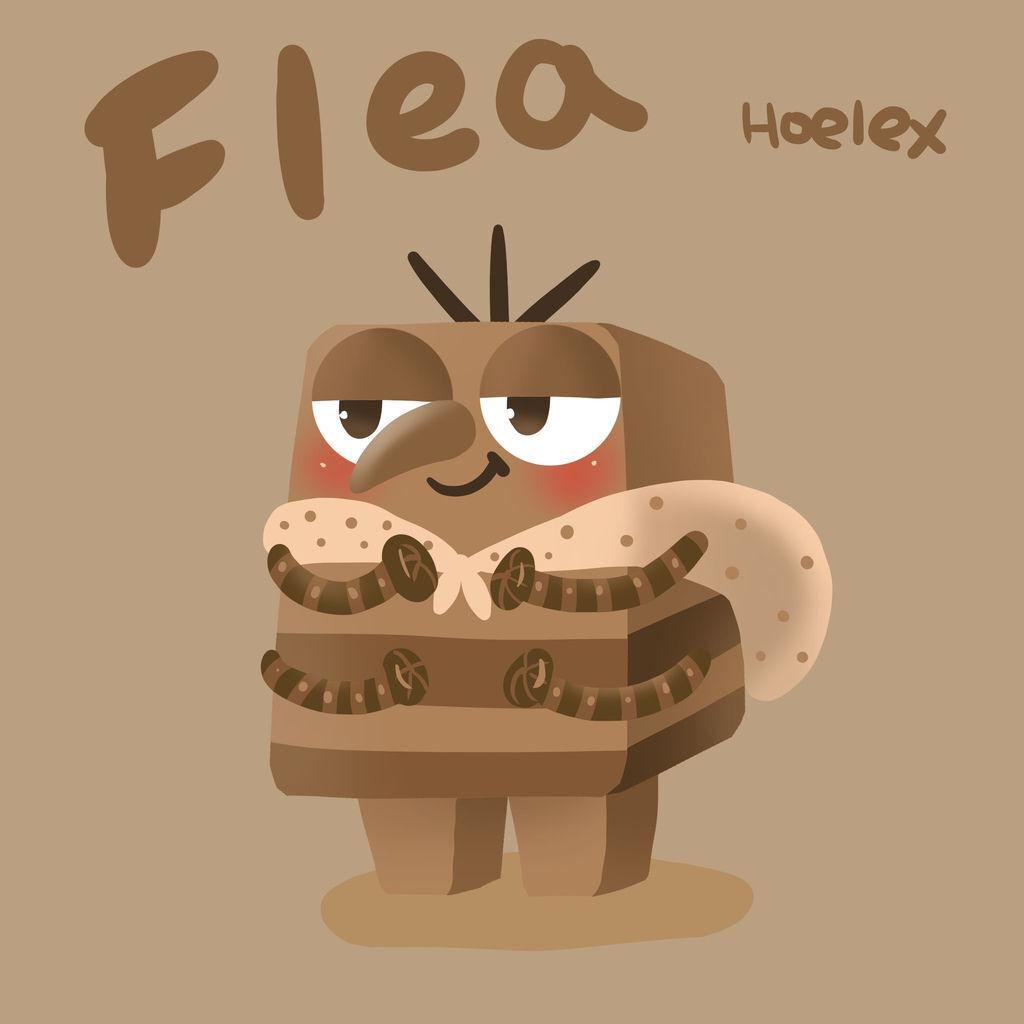 DODO ZOO方塊動物-Flea跳蚤市場-hoelex.jpg