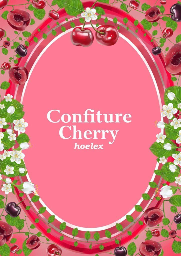 ★【水果果醬框Confiture系列】櫻桃Cherry-hoelex(背景).jpg