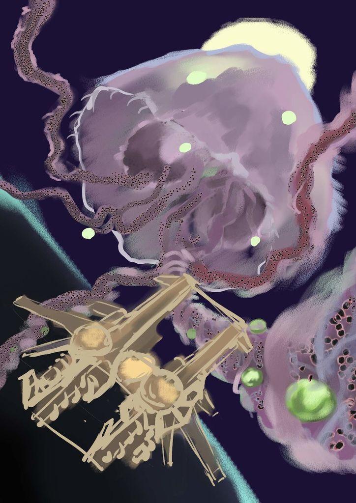 神奇守護幻獸-SOLARE(CosmicHorror) - ChangWeifan.jpg