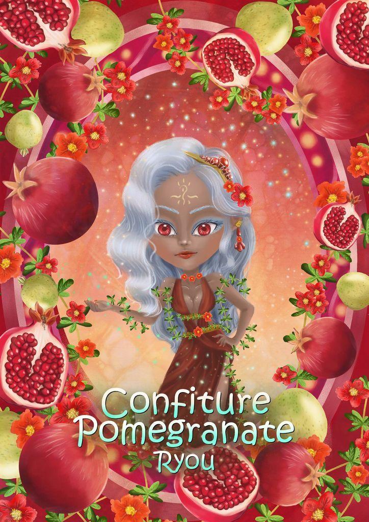 水果果醬畫框-石榴pomegranate-梁瑜容(人物).jpg
