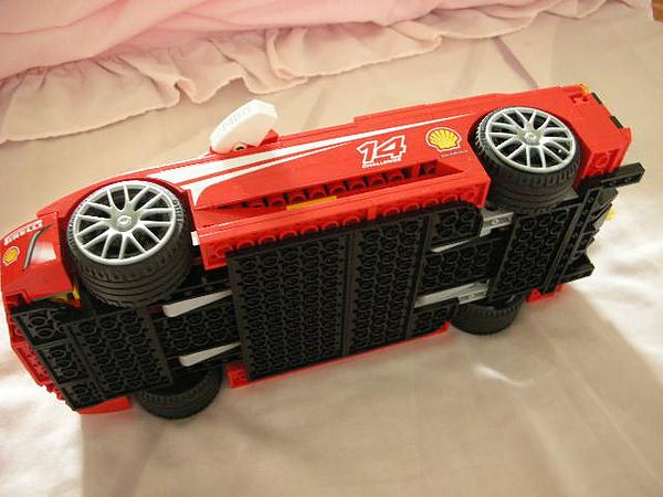 LEGO 8143 j