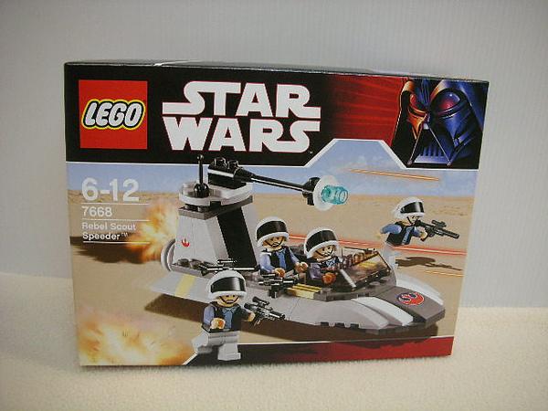 LEGO 7668 a