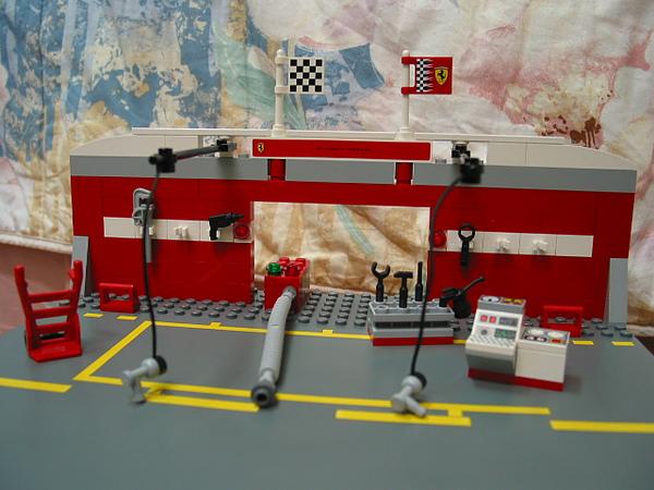 LEGO 8375 h