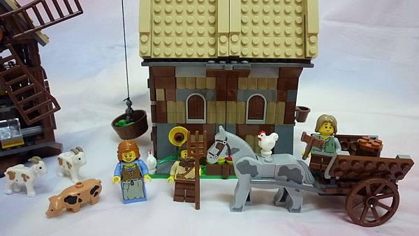 LEGO 7189 y