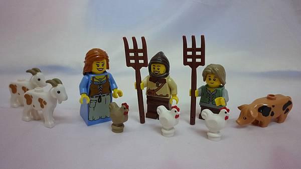 LEGO 7189 d