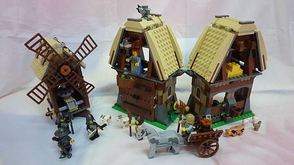 LEGO 7189 s