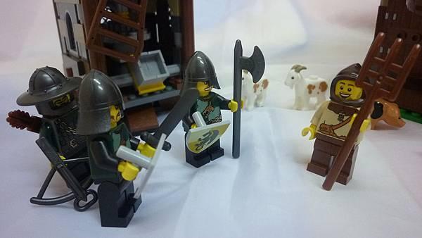 LEGO 7189 t