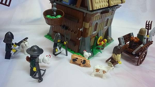 LEGO 7189 u