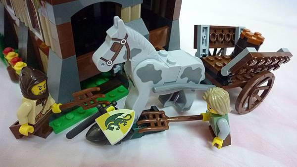 LEGO 7189 x