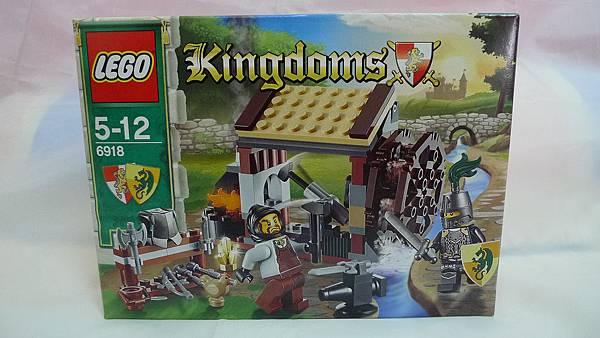 LEGO 6918 a