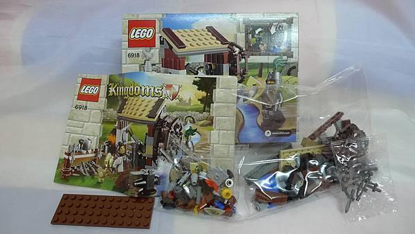 LEGO 6918 b