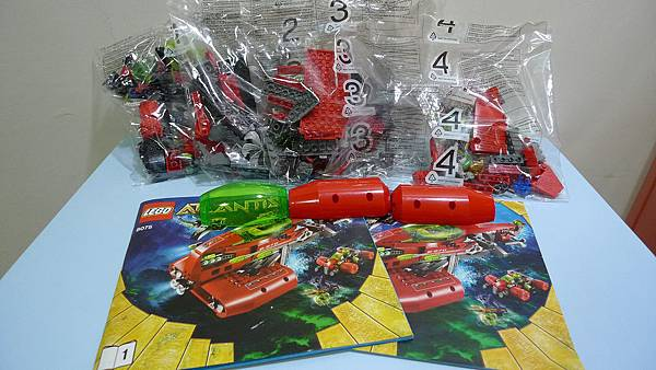 LEGO 8075 b