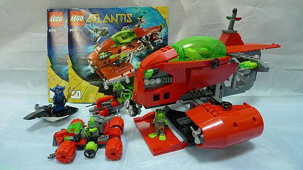 LEGO 8075 a