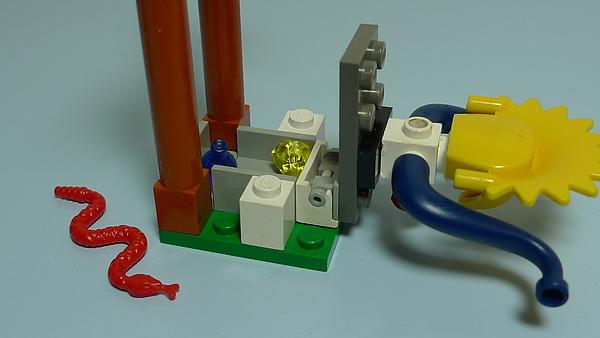LEGO 7410 h