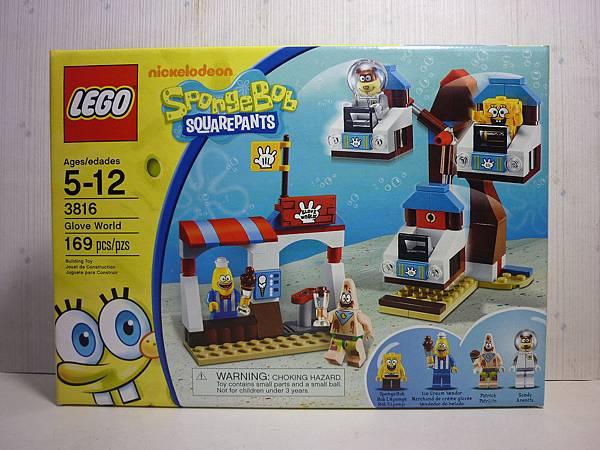 LEGO 3816 a