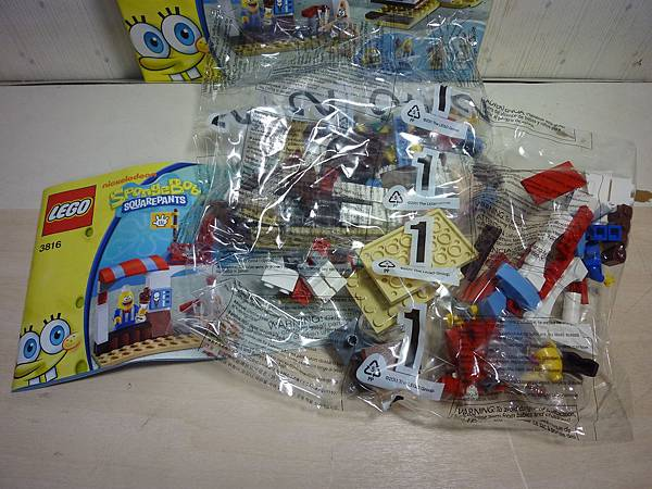 LEGO 3816 b