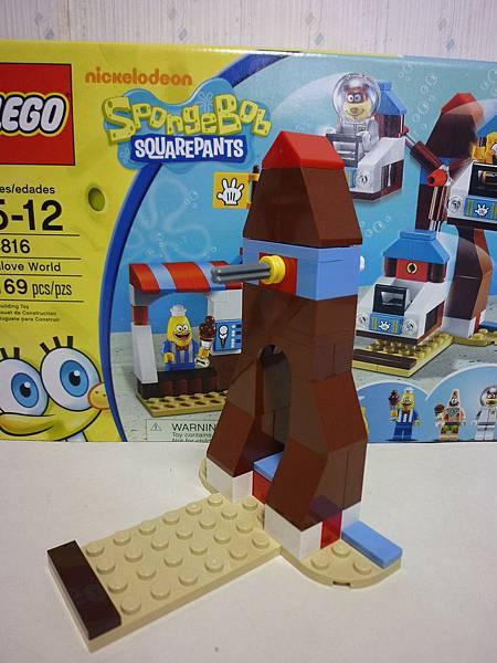LEGO 3816 i
