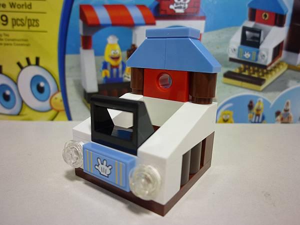 LEGO 3816 j