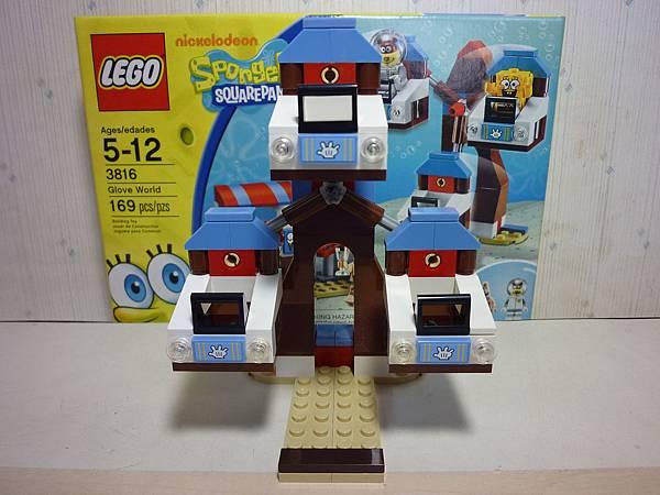 LEGO 3816 k