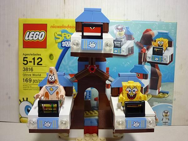 LEGO 3816 l