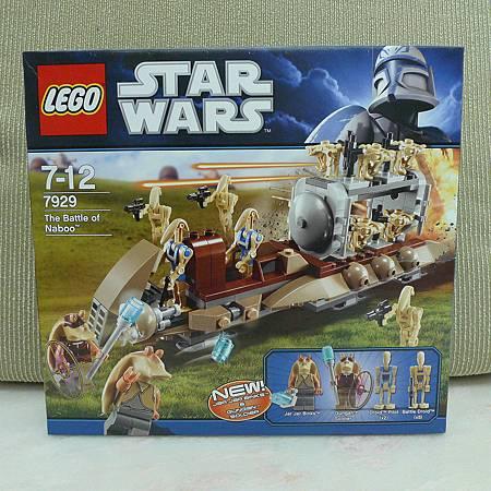 LEGO 7929 a
