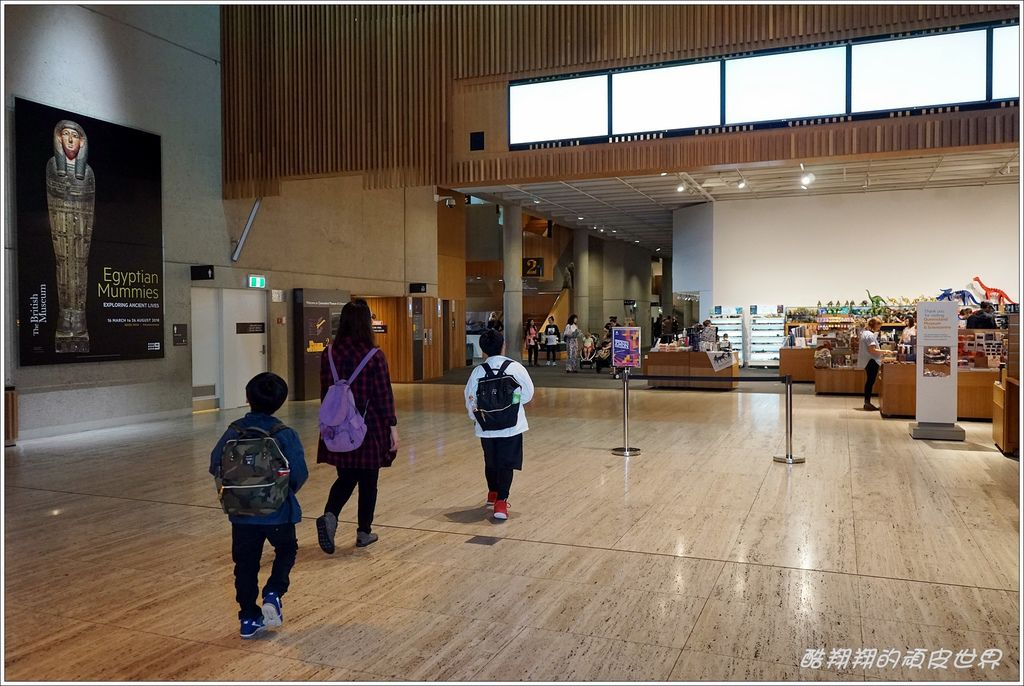 昆士蘭博物館-04.JPG
