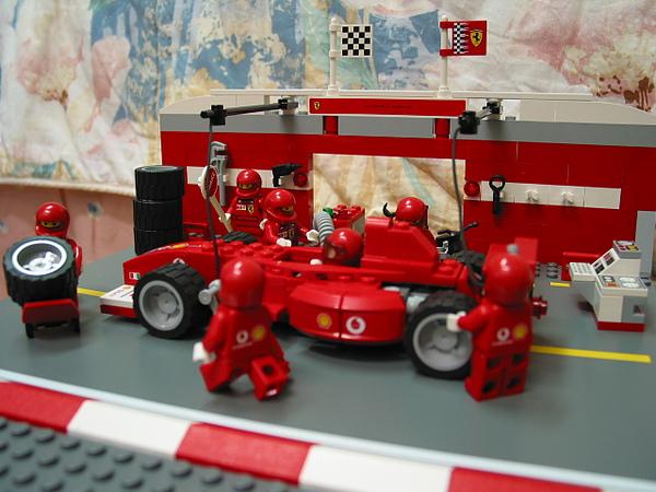 LEGO 8375 k