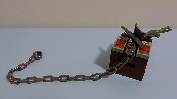 LEGO 7410 f