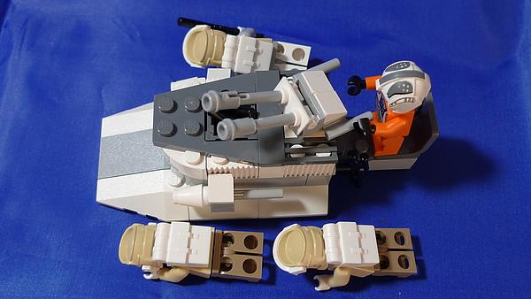 LEGO 8083 h