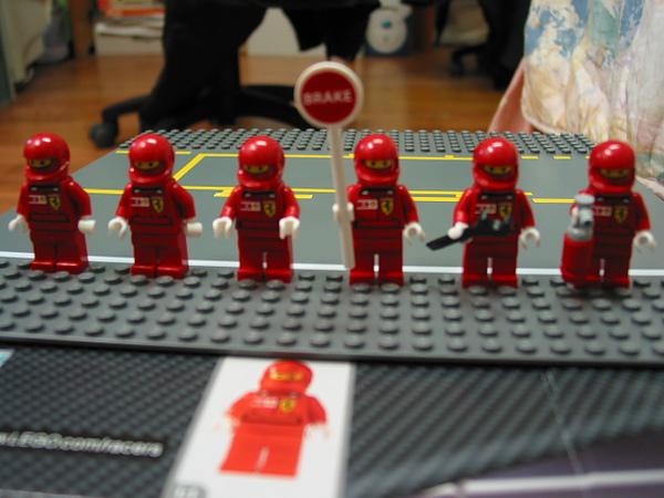 LEGO 8375 g