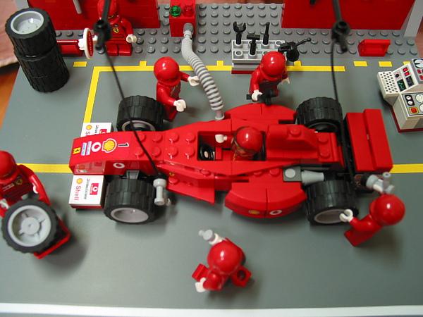 LEGO 8375 l