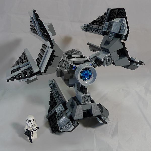 LEGO 8087 m