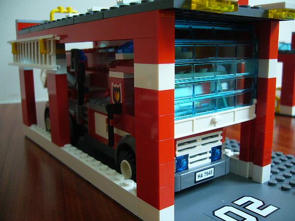 LEGO 7945 h