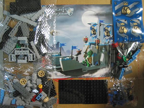 LEGO 8801 b