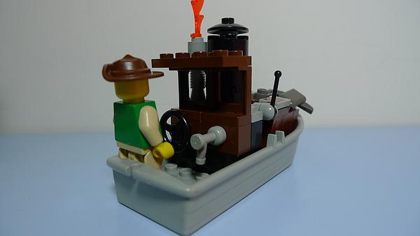 LEGO 7410 i