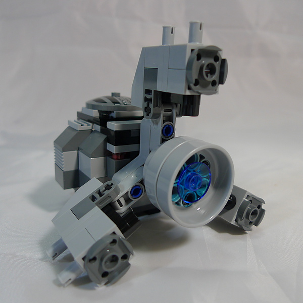 LEGO 8087 e