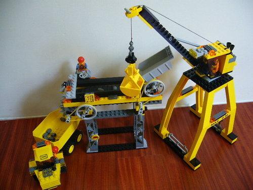 LEGO 7243 a