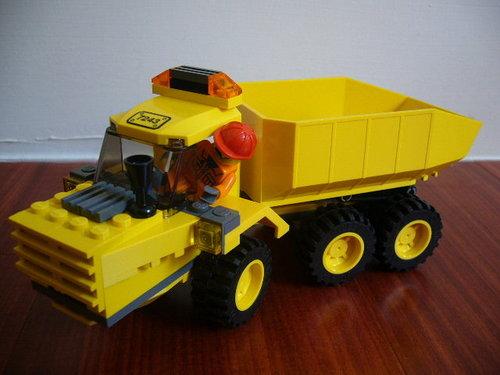 LEGO 7243 d